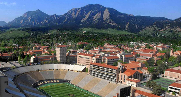 CU Boulder - Click here to log in to myCUinfo